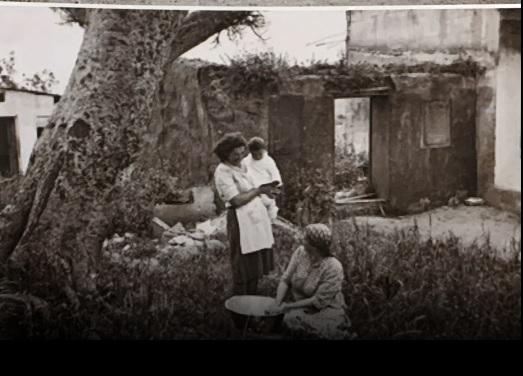 משפחת עולים בכפר עקיר
